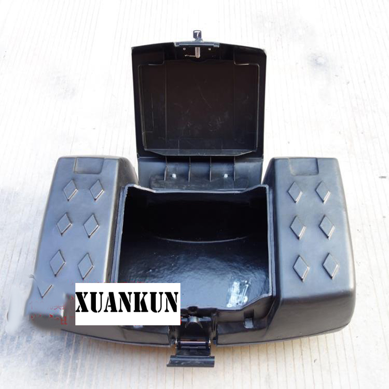 XUANKUN  Beach Car Accessories Modified Pieces Of Trunk After The Rear Box 250CC Back car rear trunk security shield cargo cover for volkswagen vw tiguan 2016 2017 2018 high qualit black beige auto accessories