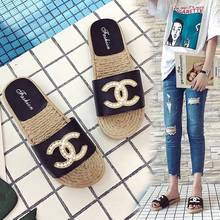 Slippers For Women Summer Sandals Casual Indoor Home Outdoor Slippers Shoes Woman Slides Ladies Beach Flip Flops Slippers Women