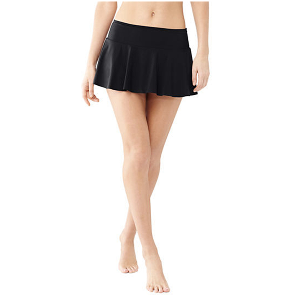 2016 Sexy Beach Shorts Skirt Pure Color Swimming Suit Bathing Suit Swimwear Women -7884
