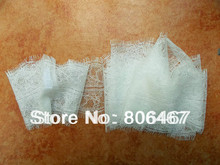 2013 YEAR NEW STYLE IVORY  AND CREAM EYELASH SWISS VOILE LACE TRIM and French lace trim WITH 9.5CM WIDTH