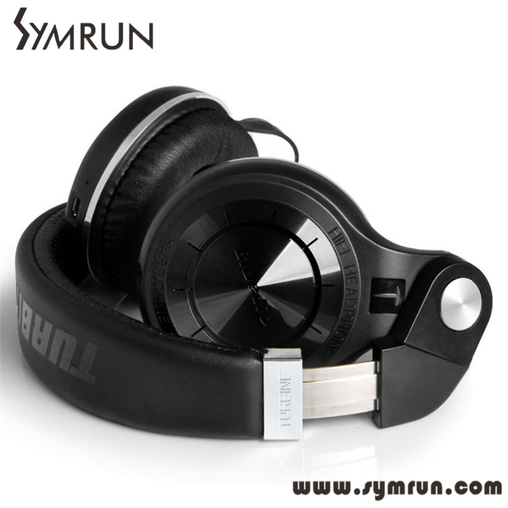 Symrun T2 Plus Wireless Bluetooth 4 1 Stereo Hurricane Series Ear Headset With Mic Wireless Headset