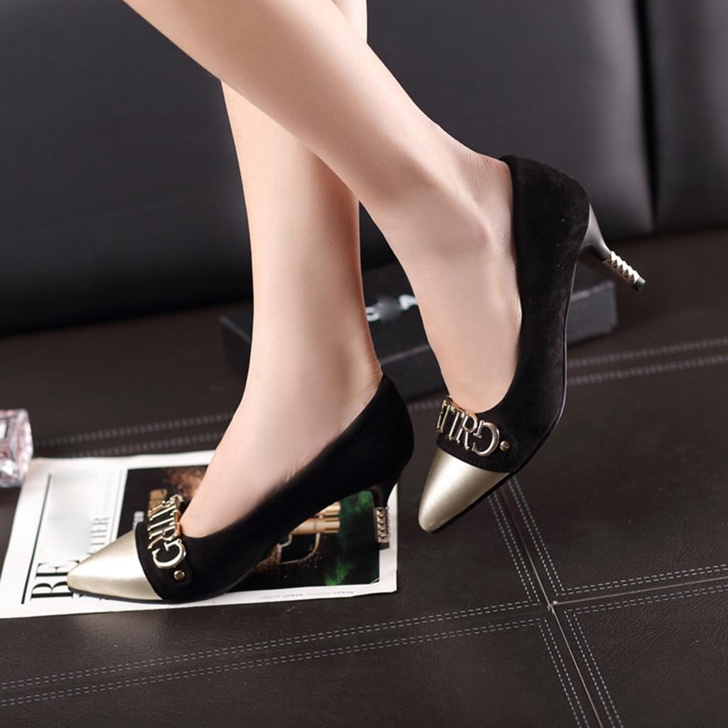 rouge Pompes Stiletto De À Black Chaussures Dames Mode Femmes Full Escarpins Talons Simples G30 Youyedian Bottes Partie 2019 Femme Cheville Hauts Nouveau tgqw1