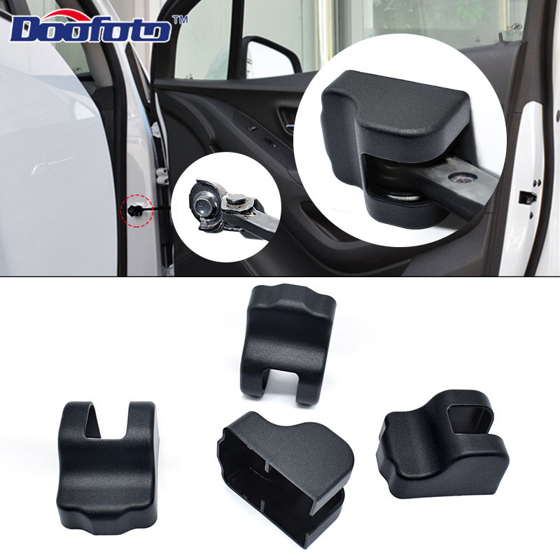 Doofoto Auto Arm Limiting Stopper Rust Cover Car Styling Accessories Fit For <font><b>Chevrolet</b></font> Cruze For Peugeot 308 408 C4l DS 4pcs\lot image