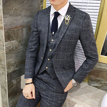 Button Jacket Men's Casual