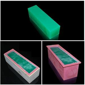 Image 5 - AsyPets ensemble de moules à savon Rectangle