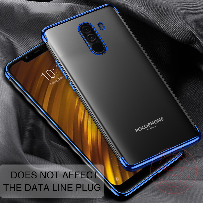 cheap for discount 9d870 ced5f US $3.99 |Rzants For pocophone F1 Cover Case On Xiaomi pocophone F1 Cover  Soft Slim TPU bumper case For Pocophon F1 Poco f1-in Half-wrapped Case from  ...