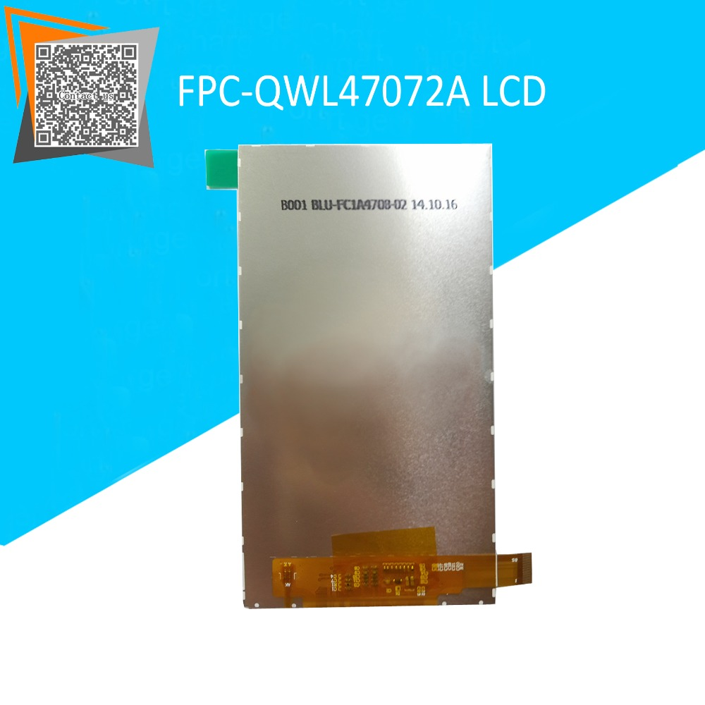 ФОТО 100% Work FPC-QWL47072A LCD Screen for Goophone 6 i6 LCD Display Inner Screen Panel Replacement Parts Free Tracking