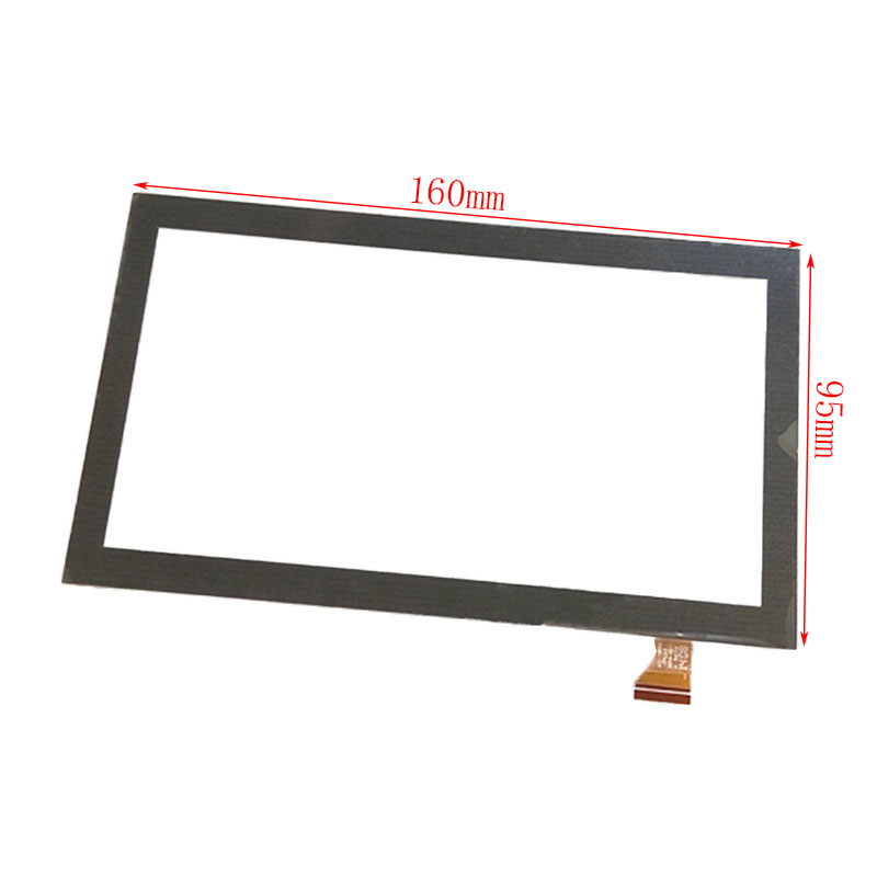 6.5 Inch Touch Screen Digitizer Glass Sensor Panel xcl-s65001a-fpc3.0 Free Shipping