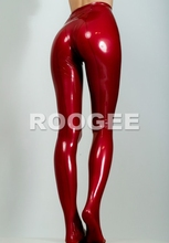 Latex pantihose leggings
