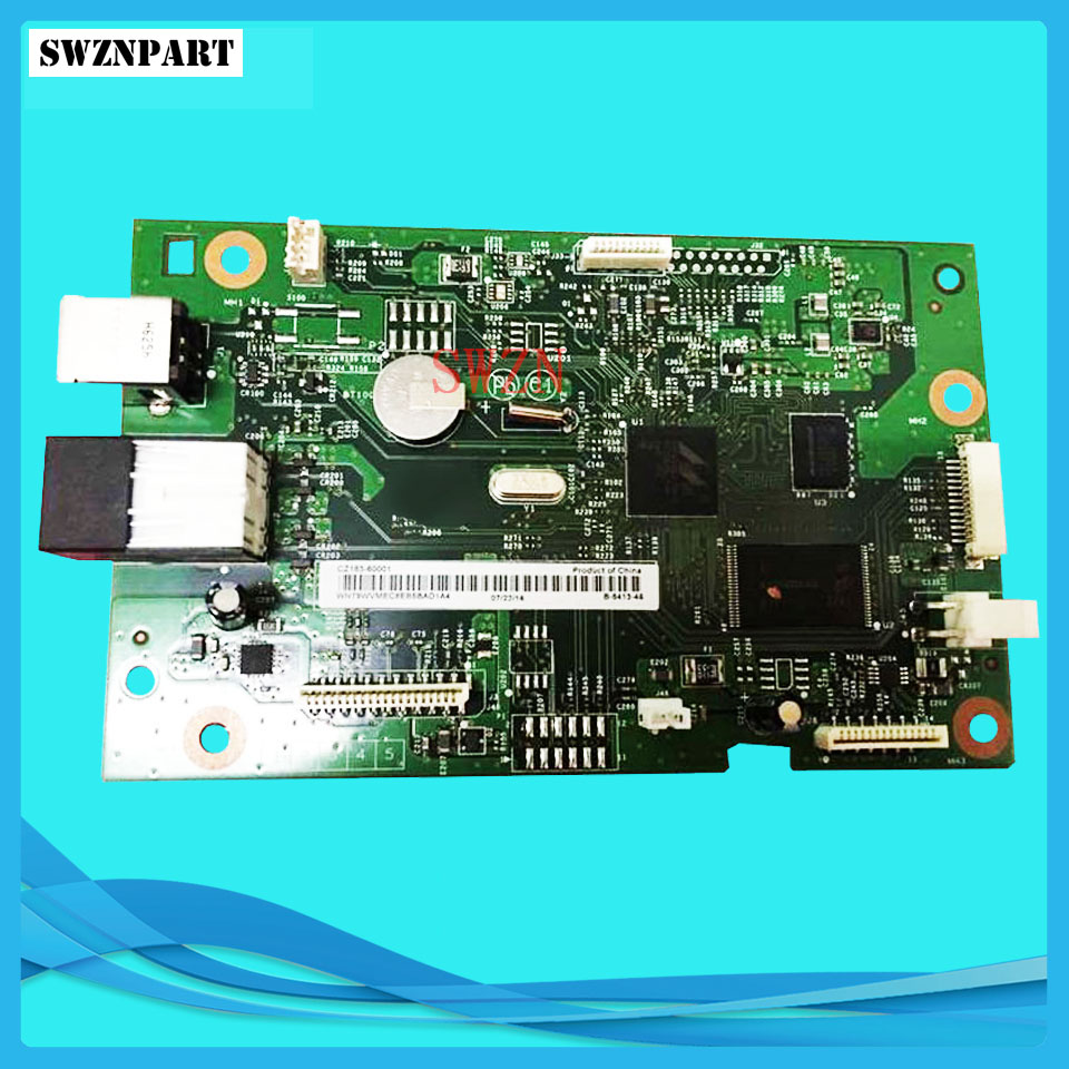 Free Shipping! FORMATTER PCA ASSY Formatter Board logic Main Board MainBoard mother board for HP LaserJet Pro M127fn CZ183-60001 free shipping stable mainboard for epson r1800 mother board mainboard