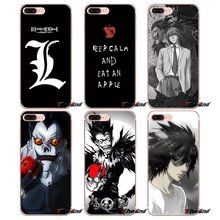 af3f7e50591 Anime Manga Death Note Ryuk Soft Case Cover For Apple iPhone X 4 4S 5 5S