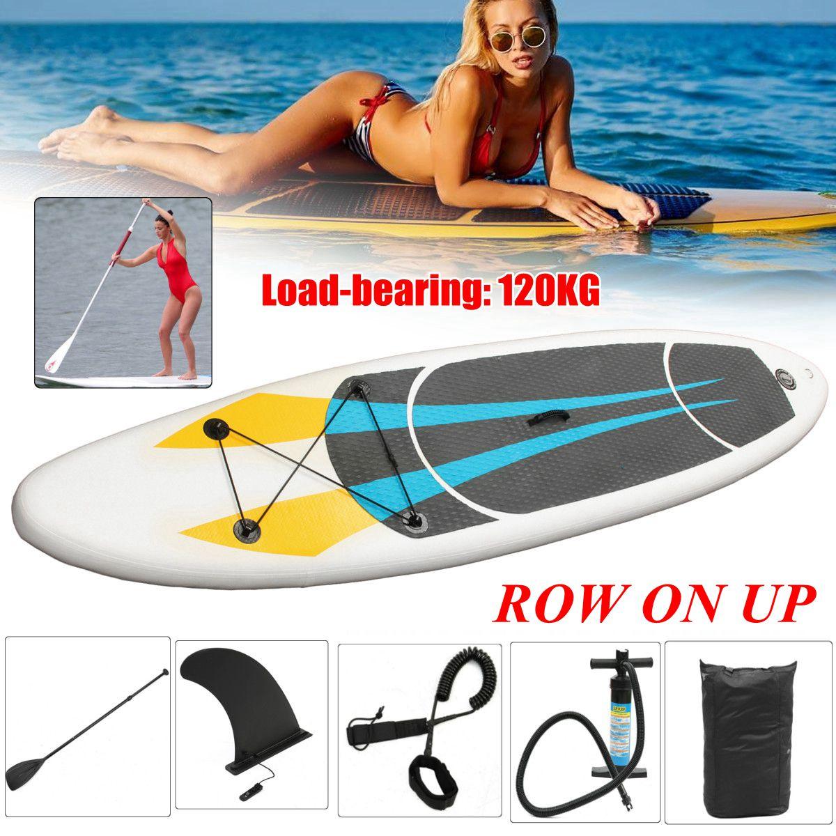 SGODDE надувная подставка для серфинга доска для серфинга водные виды спорта Sup доска с поводком весло Насос Ножной Безопасный инструмент для ...