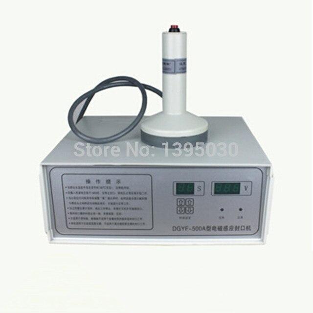 20-100mm Electromagnetic Induction Bottle Sealing Machine Aluminum Foil Capper Medical Plastic Bottle Cap Sealing Machine