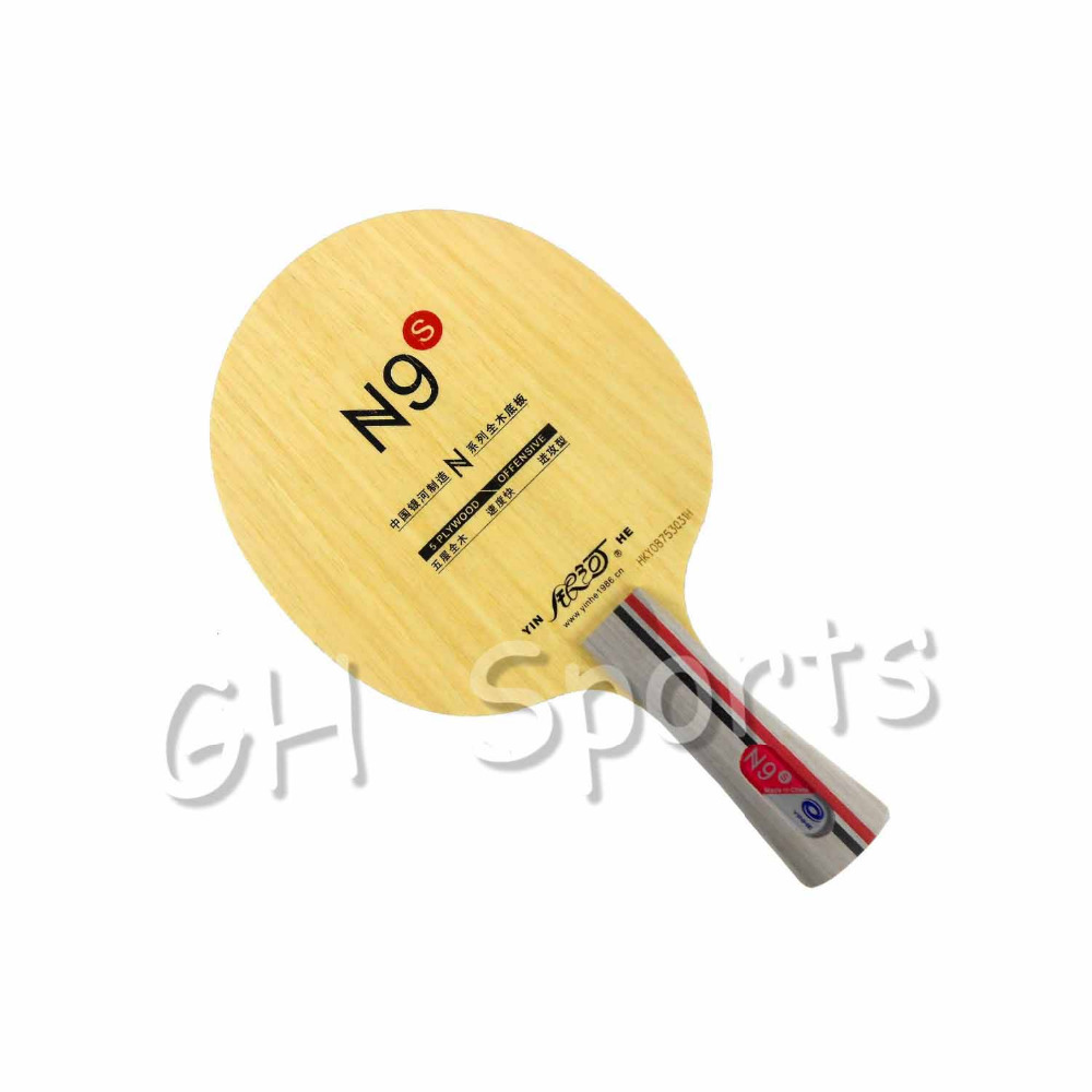 Galaxy Milky Way Yinhe N9s Wooden Attack+Loop OFF Table Tennis Blade For PingPong Racket
