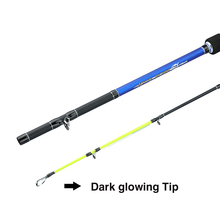 Hennoy New-2 section Carbon Spinning Fishing Rod 1.8m Boat Rod Saltwater Fishing Pole 20-45lb test