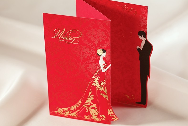 Red Black And White Wedding Invitations In Support Of Presenting Decorative Outlooks Invitation Cards Card Design 9