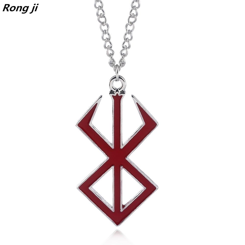 Необычные ожерелье символа безумный воин норвежский викинг мифологии брелок кулон ювелирные изделия