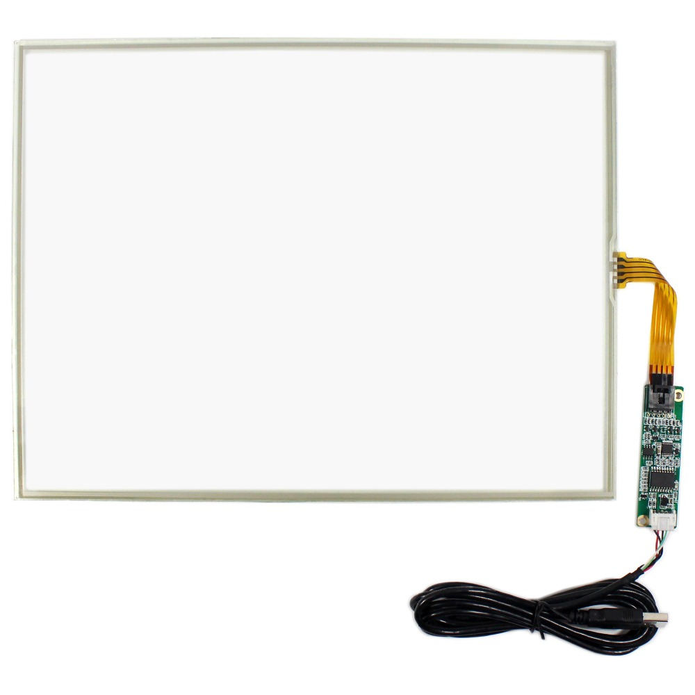 14.1 Resistive Touch Panel For 14.1 1024x768 LCD With USB Controller14.1 Resistive Touch Panel For 14.1 1024x768 LCD With USB Controller