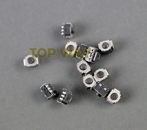 Image 5 - 100pcs/lot Original new For Left Right Shoulder Trigger Button Switch L R Micro Switch Button For 2ds new 3ds 3DSXL 3DSLL