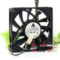 Original EFC0812DB 8015 0.50A 8CM PWM 12V variable speed large wind fan