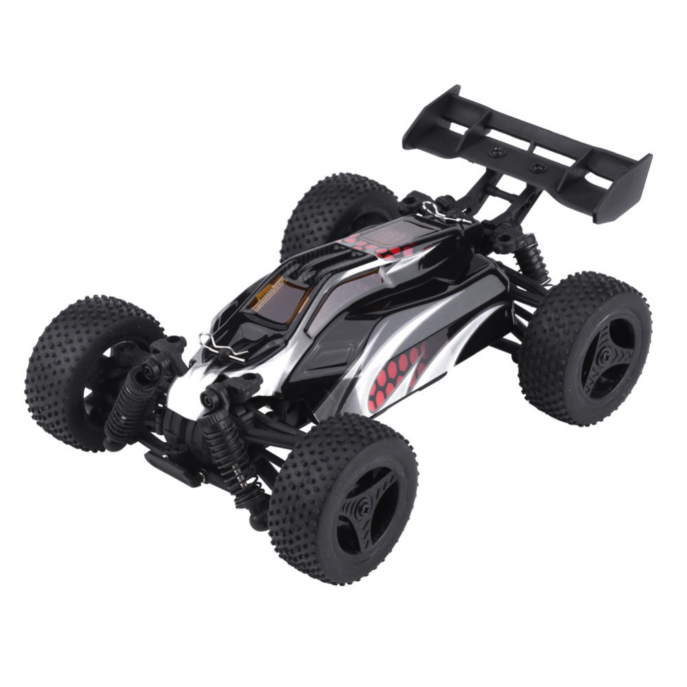 RC Cars, 1:24 2.4GHZ Remote Control Four-Wheel Drive RC Cross Country Car Model Vehicle Toy RC Machines Toys For Kids Boys Gifts