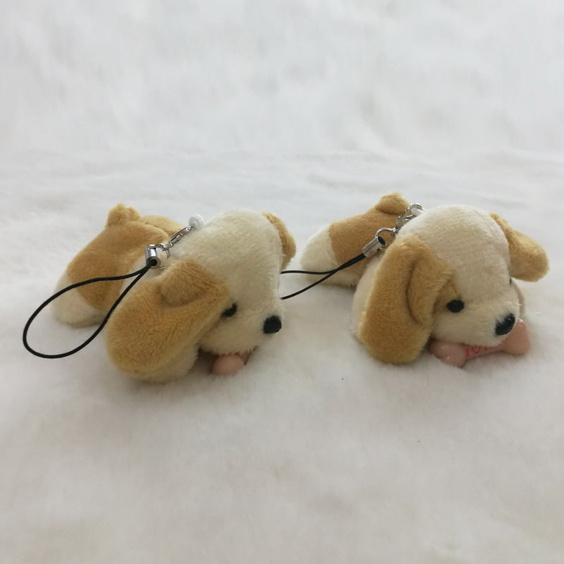 Small Toy Dogs : Popular small stuffed dog buy cheap lots