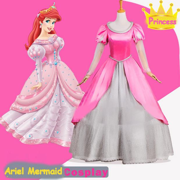 DB23726 ariel mermaid costume