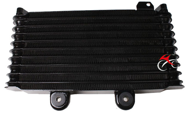 Motorcycle Radiator for SUZUKI GSF600 1995-1999 1996 1997 1998 Radiator
