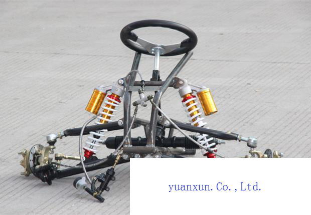 Modification Accessories Electric Four Wheel Steering