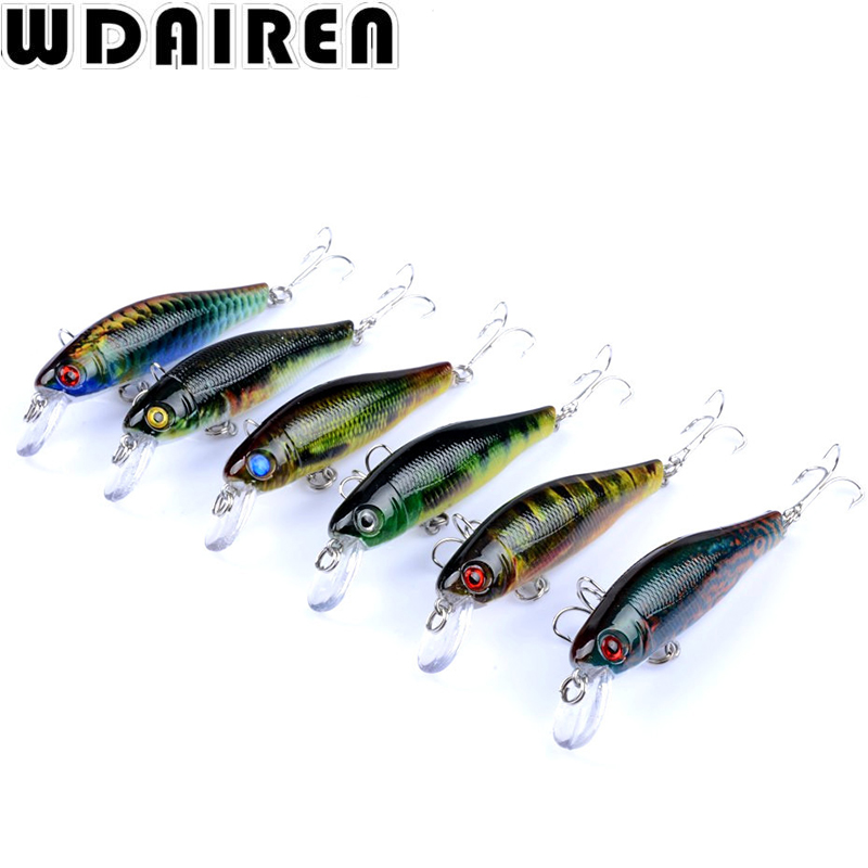 1Pcs Fishing Lure 8.5cm 8.7g Wobbler Minnow Baits Kunstig Japan Hård - Fiskeri - Foto 4