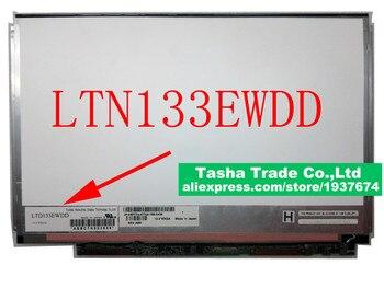 For Dell XPS M1330 Laptop LCD Screen Matrix For Toshiba Matsushita LTD133EWDD WXGA Display LVDS 1280*800