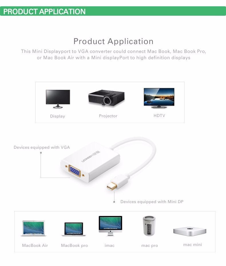 Cáp chuyển từ Macbook ra máy chiếu