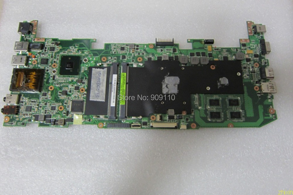 U36JC  I3 CPU non-integrated  motherboard for asus laptop U36JC full test asus ga h55 ud3h h55 1156 computer motherboard with integrated needle i3 530 i3 750 quad core cpu package