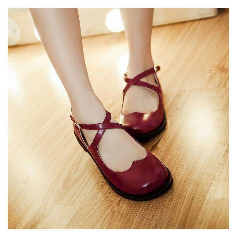 Online Get Cheap Cute Flat Shoes for Women -Aliexpress.com ...