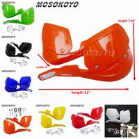 Motorcycle Hand Guard Motorbike Motocross Scooter Windproof Handlebar HandGuards Protection Gear For Honda KTM SX EXC XCW SMR