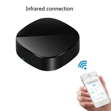 google home WIFI TUYA voice contro IR RF 433mhz universal intelligent remote control FOR tv box fan switch air garage