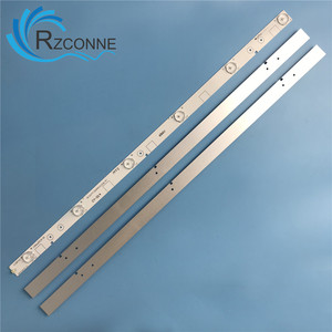 Image 5 - Bande de rétroéclairage pour Hisense, 571mm, LED, 6 lampes 32 pouces, télévision LED 32K20JD LED 32K30JD E227809 LED 32EC260JD LED 32EC110JD HXF S 6V/LED