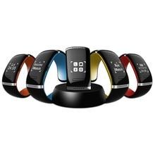 Smart Armband OLED L12S Bluetooth 3,0 Smartwatch Armbanduhr für Andriod Telefon Multi Farbe für sie