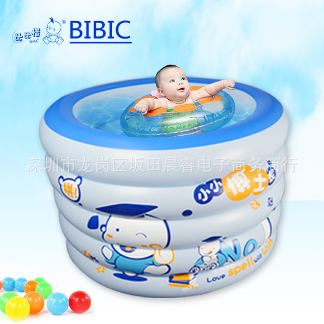 Baby Schwimmbad Kinder Aufblasbare Wanne Pool Baby Warmes Bad Pool