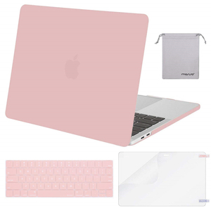 Image 2 - MOSISO マット Macbook Pro の網膜空気 11 12 13 15 カバー 2018 新空気 13 A1932 新プロ 13 15 とバー