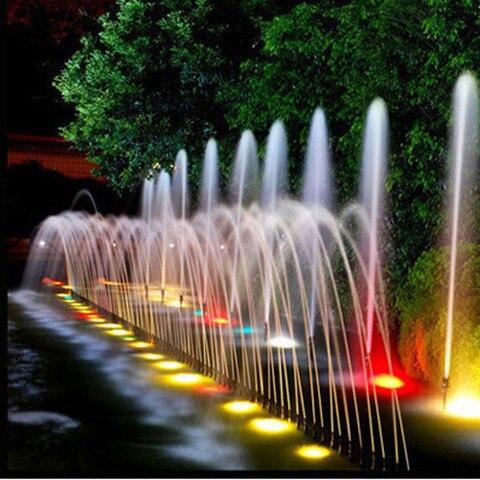 lighting fountains