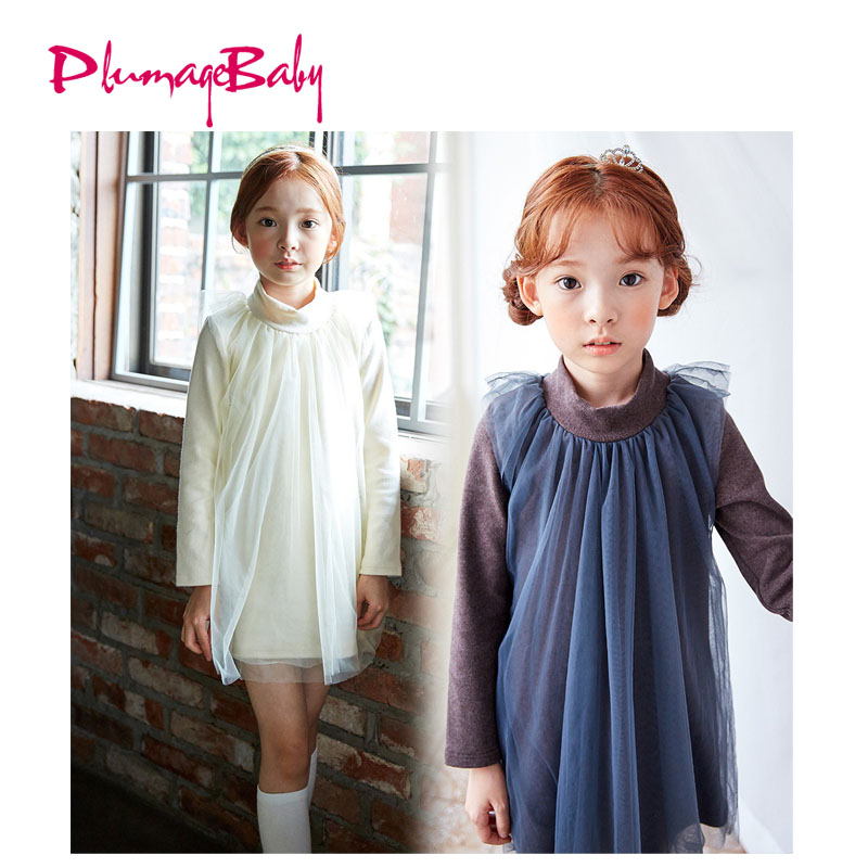 Dresses for girls baby girl clothes 2018 spring new lace princess in style for Teenager kids children high quality cotton dress new girls dress spring children clothing infant princess dresses for girls baby girl clothes costume for kids