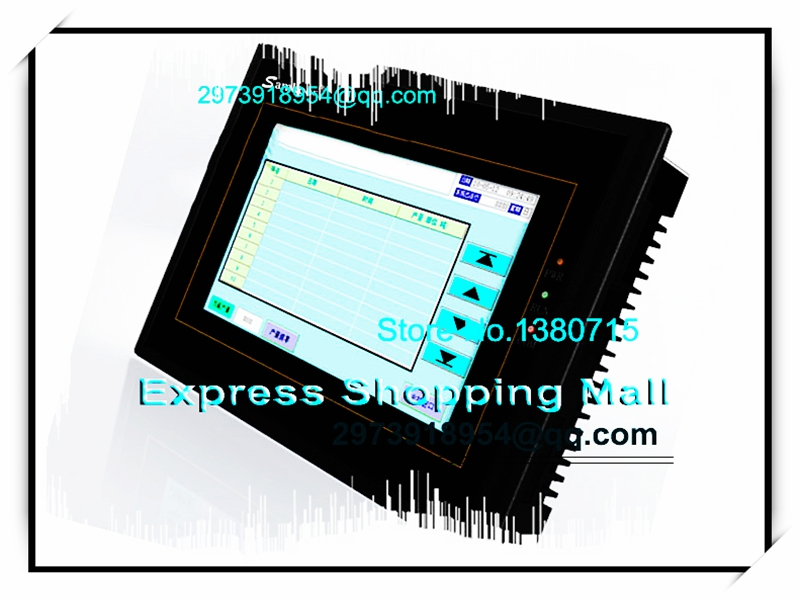SA-7A Touch Screen 7 inch HMI With program cable RS232+RS485+USB