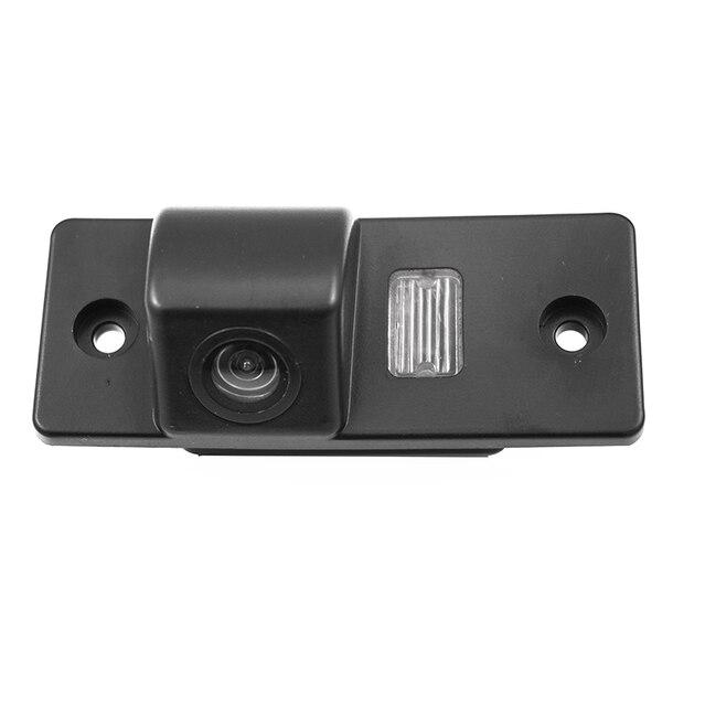 Voiture CCD caméra de recul parking arrière pour PORSCHE CAYENNE VW TIGUAN FABIA santana TOUAREG POLO berline PASSAT GOLF V