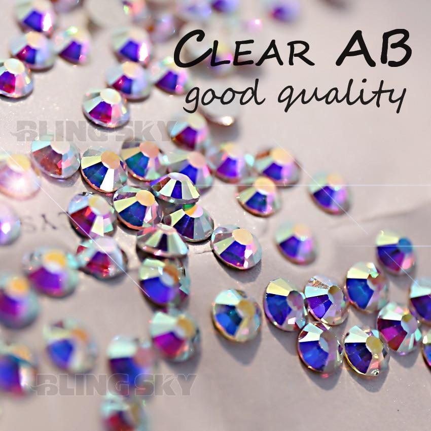 Super Clear AB SS3 SS4 SS5 SS6 SS10 SS20 SS30 SS40 για τα - Τέχνες, βιοτεχνίες και ράψιμο - Φωτογραφία 3