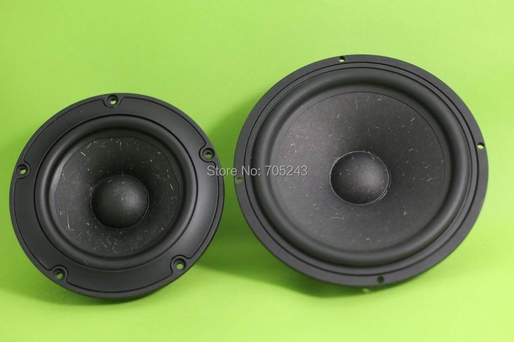 pair Melo david davidlouis audio 6 5 midbass woofer speaker , vifa peerless  made