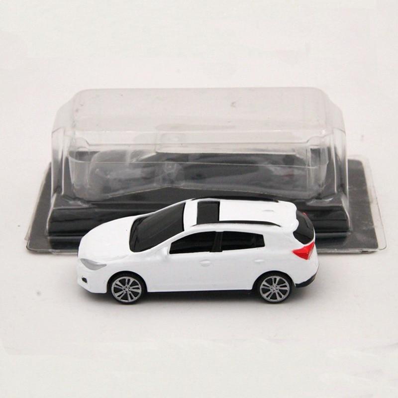 C-COOL 1:64 Subaru Impreza 5 Dörr Sportfordon 338334 Simulering Dolda Leksaker Bilmodeller Samling Present