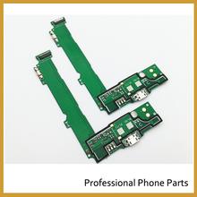 Original Micro Dock Plug Conector Board USB Charging Port Flex Cable For Nokia Microsoft Lumia 535 Replacement Parts