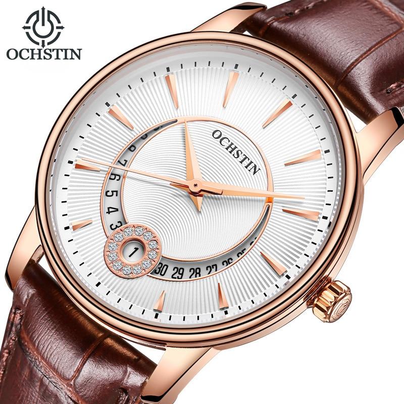 8c278a480c54 Reloj de pulsera de mujer reloj de pulsera reloj de cuarzo de moda ochsín  de marca reloj de mujer