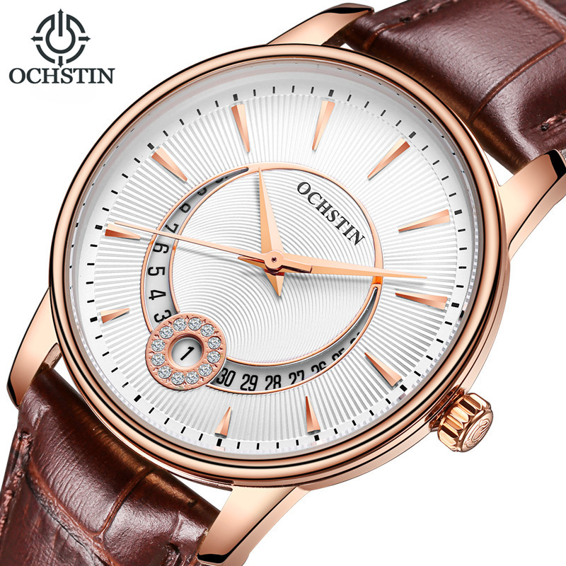 цена на women watches Brand OCHSTIN Fashion quartz-watch Women's Wristwatch clock relojes mujer dress ladies watch Business montre femme